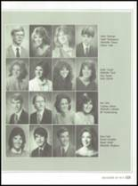 1985 Jackson High School Yearbook Page 136 & 137