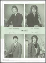 1985 Jackson High School Yearbook Page 140 & 141
