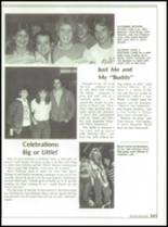 1985 Jackson High School Yearbook Page 144 & 145