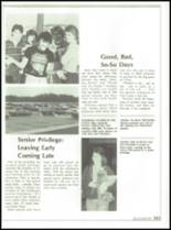 1985 Jackson High School Yearbook Page 146 & 147