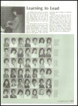 1985 Jackson High School Yearbook Page 154 & 155