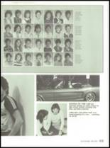 1985 Jackson High School Yearbook Page 156 & 157