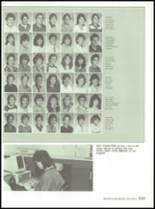 1985 Jackson High School Yearbook Page 162 & 163