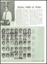 1985 Jackson High School Yearbook Page 164 & 165
