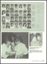 1985 Jackson High School Yearbook Page 166 & 167