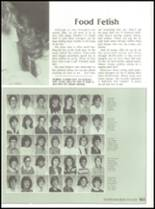 1985 Jackson High School Yearbook Page 168 & 169