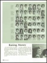 1985 Jackson High School Yearbook Page 170 & 171