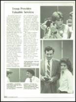 1985 Jackson High School Yearbook Page 206 & 207
