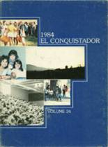 1984 Yearbook Yucaipa High School