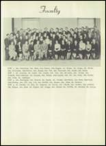 1951 Addison High School Yearbook Page 12 & 13