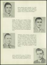 1951 Addison High School Yearbook Page 24 & 25