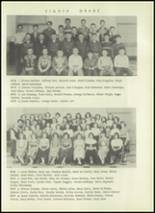 1951 Addison High School Yearbook Page 34 & 35