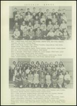 1951 Addison High School Yearbook Page 36 & 37