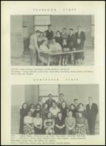 1951 Addison High School Yearbook Page 42 & 43