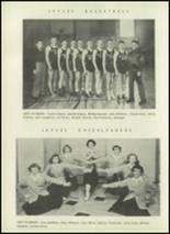 1951 Addison High School Yearbook Page 52 & 53