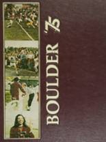 1975 Yearbook Fitchburg High School