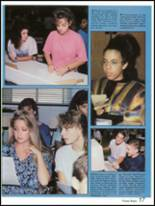 1992 Damascus High School Yearbook Page 20 & 21