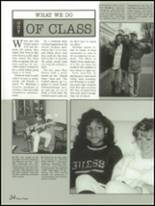 1992 Damascus High School Yearbook Page 38 & 39