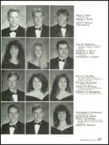 1992 Damascus High School Yearbook Page 44 & 45