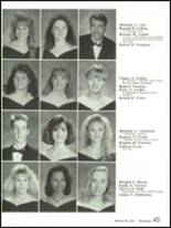 1992 Damascus High School Yearbook Page 48 & 49