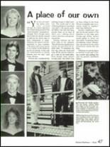 1992 Damascus High School Yearbook Page 50 & 51