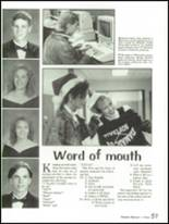 1992 Damascus High School Yearbook Page 54 & 55