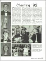 1992 Damascus High School Yearbook Page 58 & 59