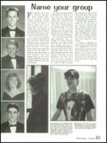 1992 Damascus High School Yearbook Page 66 & 67