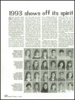 1992 Damascus High School Yearbook Page 72 & 73