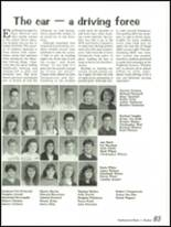 1992 Damascus High School Yearbook Page 86 & 87
