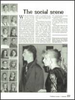 1992 Damascus High School Yearbook Page 92 & 93