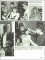 1992 Damascus High School Yearbook Page 104 & 105
