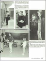 1992 Damascus High School Yearbook Page 110 & 111
