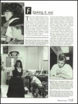1992 Damascus High School Yearbook Page 116 & 117