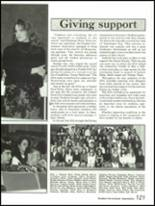 1992 Damascus High School Yearbook Page 124 & 125