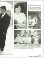 1992 Damascus High School Yearbook Page 144 & 145