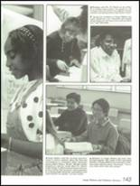 1992 Damascus High School Yearbook Page 146 & 147