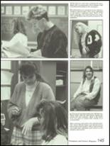 1992 Damascus High School Yearbook Page 148 & 149