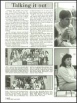 1992 Damascus High School Yearbook Page 150 & 151