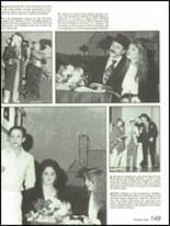1992 Damascus High School Yearbook Page 152 & 153