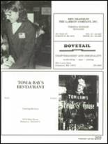 1992 Damascus High School Yearbook Page 206 & 207
