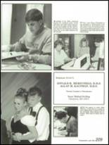 1992 Damascus High School Yearbook Page 212 & 213