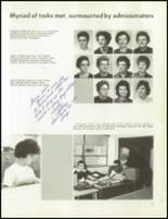 1963 Bentley High School Yearbook Page 24 & 25