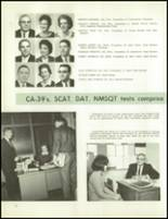 1963 Bentley High School Yearbook Page 26 & 27