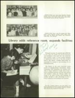 1963 Bentley High School Yearbook Page 28 & 29