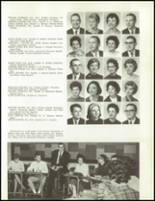 1963 Bentley High School Yearbook Page 30 & 31