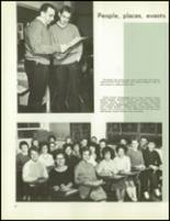 1963 Bentley High School Yearbook Page 32 & 33