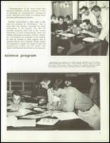 1963 Bentley High School Yearbook Page 42 & 43