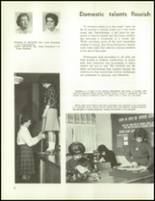 1963 Bentley High School Yearbook Page 46 & 47