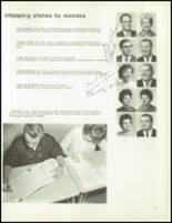 1963 Bentley High School Yearbook Page 48 & 49
